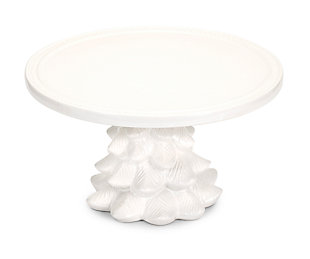 Holiday Homestead Christmas Tree Cake Stand, , rollover