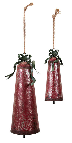 Holiday Homestead Christmas Oversized Bells, , large