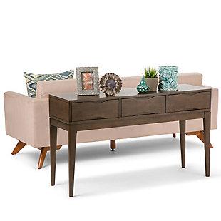 Simpli Home Harper Console Sofa Table, , rollover