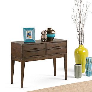 Simpli Home Harper Hallway Console Sofa Table, , rollover