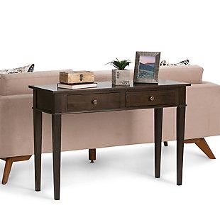 Simpli Home Carlton Console Sofa Table, , rollover