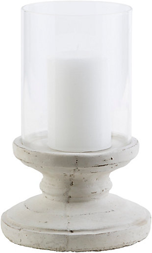 Surya Short Decorative Candle Holder, , rollover