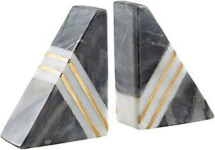 Surya Slate Stone Book End (set Of 2), , large
