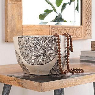 Surya Argil Terracotta Decorative Planter, , rollover