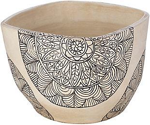 Surya Argil Terracotta Decorative Planter, , large