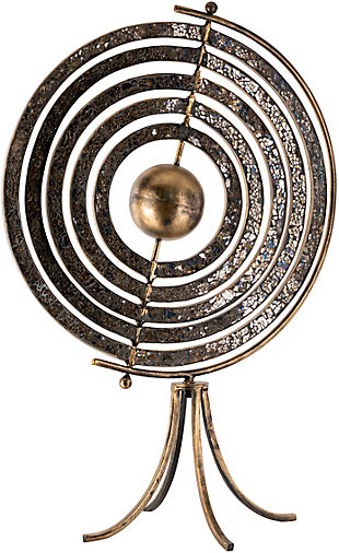 Astrid Astrid Metal Decorative Object, , large