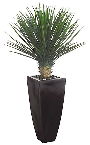 """53"""" Artificial Whipple Yucca Plant, , rollover"""
