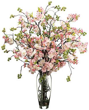 "35"" Cherry Blossom Arrangement, , rollover"