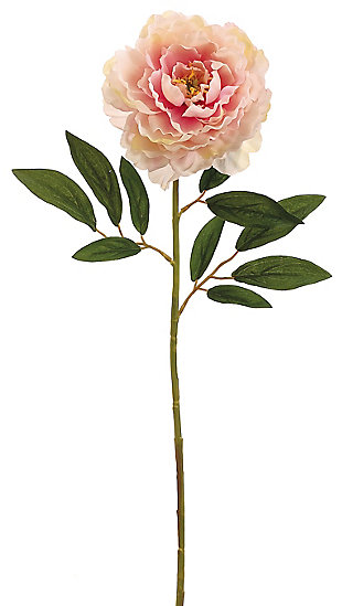 "29"" Rose Peony Spray, , rollover"