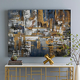 "Surya 36""H x 48""W Wall Art Piece, , rollover"