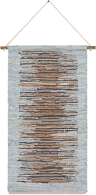 """Surya 44""""H x 22""""W Wall Hanging Tapestry, , large"""
