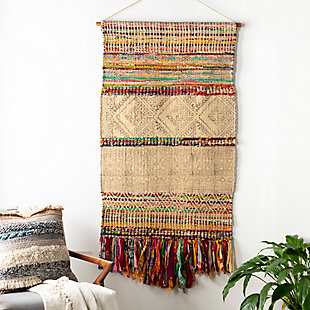 """Surya 48""""H x 29""""W Wall Hanging Tapestry, , rollover"""
