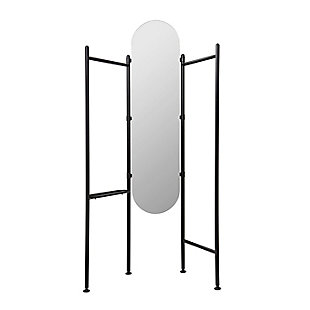 UMBRA Black Floor Mirror, , large