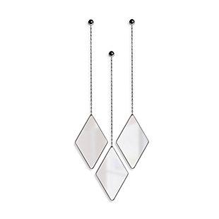UMBRA 3 Diamond Black Mirrors, , large
