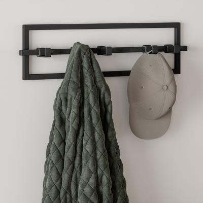 UMBRA Cubiko 5-Hook, Black, large