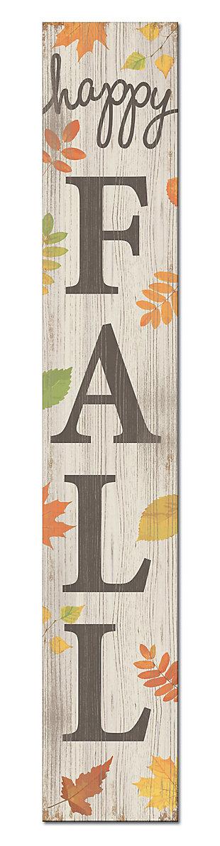 Happy Fall Porch Board, , large