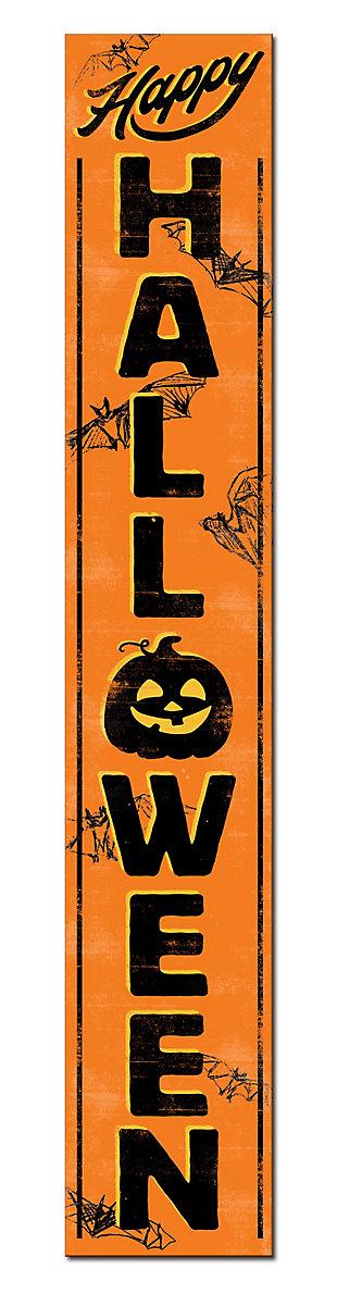 Happy Halloween Porch Board, , large