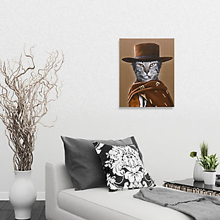 """Empire Art Direct """"Western"""" Graphic Art on Wrapped Canvas Wall Art, , rollover"""