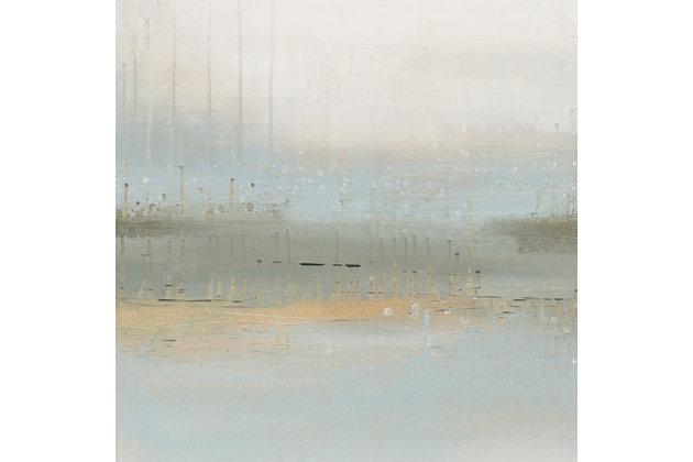 Rick Painted Canvas Wall Art, , large