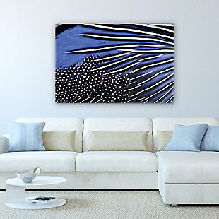 Empire Art Direct Fine Feathered Pheasant Frameless Free Floating Tempered Glass Panel Graphic Wall Art, , rollover