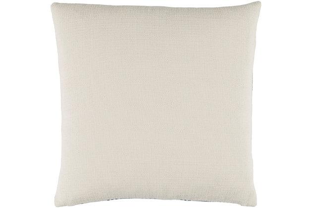 "Anchor Bay Nautical Stripe 18"" Throw Pillow, , large"