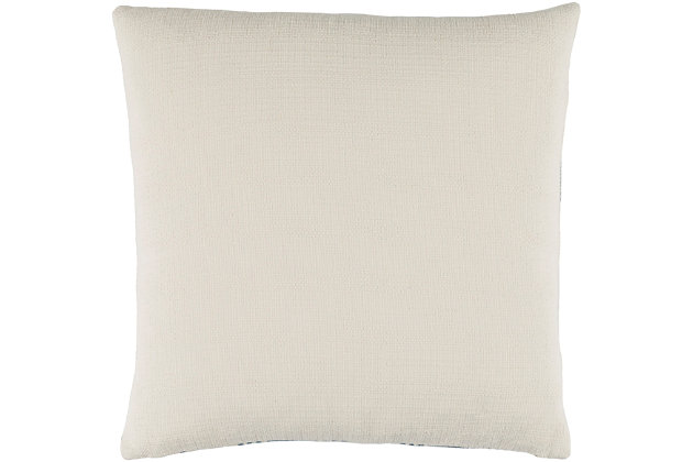 "Anchor Bay Nautical Stripe 20"" Throw Pillow, , large"