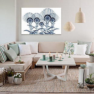 Empire Art Direct Nodding Pincushions Frameless Free Floating Tempered Glass Panel Graphic Wall Art, , rollover
