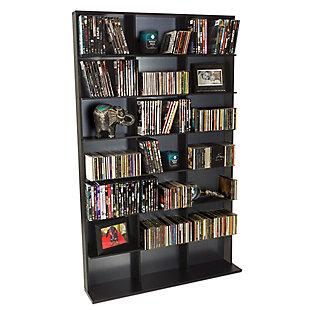 ATLANTIC Elite Medium Media Storage Cabinet, , large