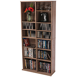 ATLANTIC Henley Adjustable Media Cabinet, , large