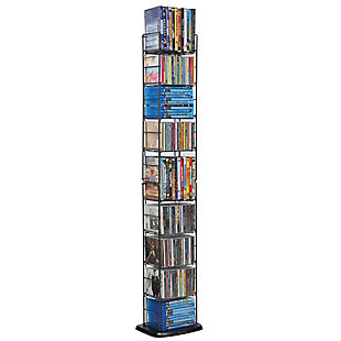 ATLANTIC Folding CD/DVD Steel-Wire Media Tower, , rollover