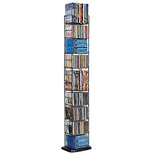 ATLANTIC Folding CD/DVD Steel-Wire Media Tower, , large