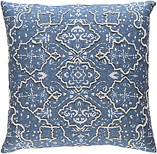 "Batik Pattern 20"" Throw Pillow, , large"