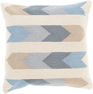 "Algodon Tribal Design 18""  Throw Pillow, , large"