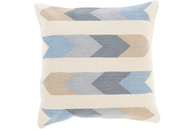 "Algodon Tribal Design 20""  Throw Pillow, , large"