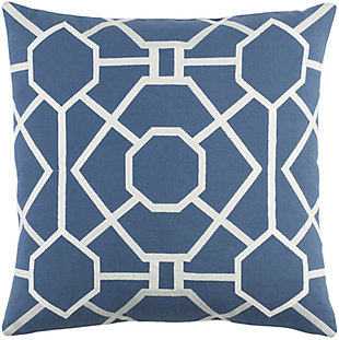 "Kingdom Porcelain 18"" Throw Pillow, , large"