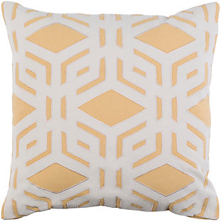 "Millbrook Geometric 20"" Throw Pillow, , rollover"