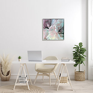 Stupell Pink Floral Petal Study Blush Tone Flowers 24 X 24 Framed Wall Art, Pink, rollover