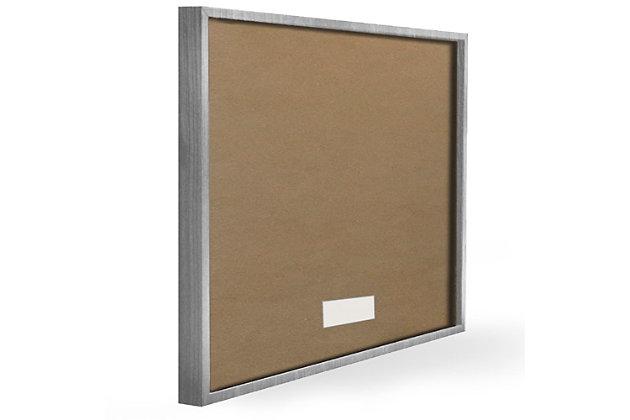 Stupell Not Arguing Explaining Why I'm Right Funny Phrase 13 X 30 Framed Wall Art, Black, large