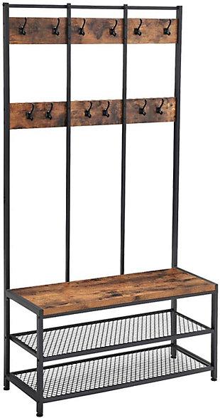 VASAGLE Large Coat Rack Stand, , large