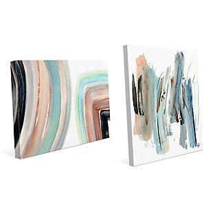 Yreanes Shanshi 11x14 Canvas Wall Art Print Set, Multi, large