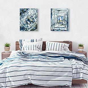 Xolog Omega 11x14 Acrylic Wall Art Print Set, Multi, rollover