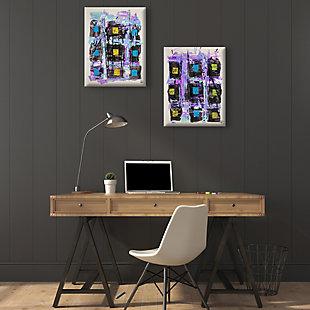 Anak Couple 11x14 Canvas Wall Art Print Set, Multi, rollover