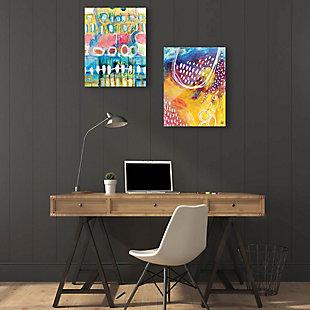 Vivid Dream 11x14 Acrylic Wall Art Print Set, Multi, rollover