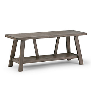 Simpli Home Dylan Entryway Bench, , large