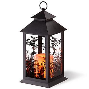 """12"""" LED Witch Lantern, , large"""