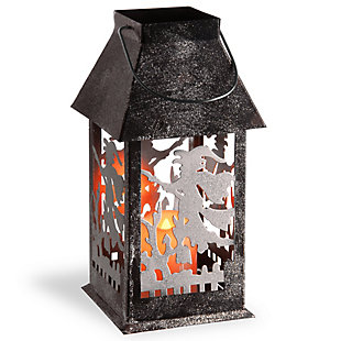 National Tree Company Witch Lantern with LED Lights, , large