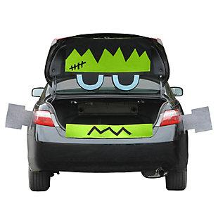 Tricky Trunks Halloween Car Kit (Frankenstein, 4 Piece), , large