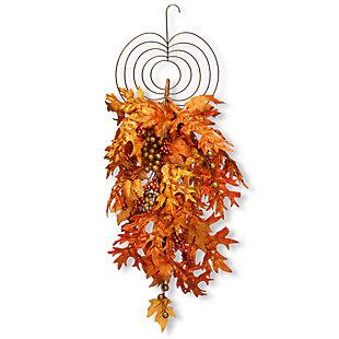 "36"" Maple Leaf Teardrop, , rollover"