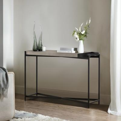 Armen Living Dua Console Table, , large