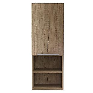 TuHome Mila Medicine Cabinet Weathered Oak, , large